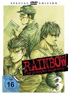 Rainbow: Die Sieben von Zelle sechs, Vol. 3 [Special Edition]