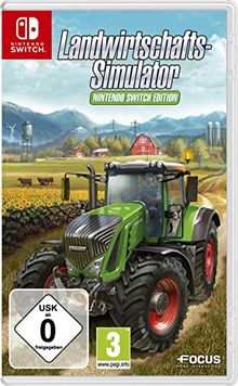 Landwirtschafts-Simulator - [Nintendo Switch]