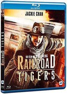 Railroad tigers [Blu-ray] [FR Import]