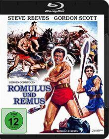 Romulus und Remus [Blu-ray]
