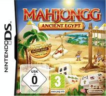 Mahjongg Ancient Egypt DS