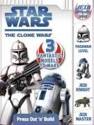 Star Wars the Clone Wars: Press Out 'n' Build