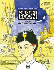 Der kleine Egon und das Phantombild (mit Augmented-Reality-Museum)