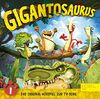 Gigantosaurus - Folge 1: Mazus Mutprobe - Das Original-Hörspiel zur TV-Serie