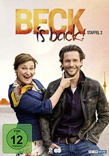 Beck is back - Staffel 2 [2 DVDs]
