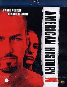 American history X [Blu-ray] [IT Import]