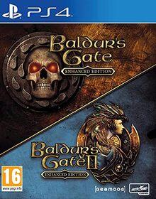 JUST FOR GAMES Das PS4-Spiel Baldurs Gate Enhanced Edition