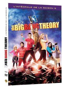 Coffret the big bang theory, saison 5 [FR Import]