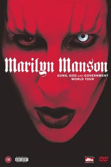 Marilyn Manson - Guns, God and Goverment World Tour (Limited Edition / Red Box)