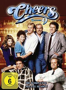 Cheers - Die komplette neunte Season [5 DVDs]
