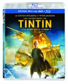 Les aventures de tintin : le secret de la licorne [Blu-ray]