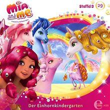 """Mia and me - Folge 29 """"Der Einhornkindergarten"""" - Das Original-Hörspiel zur TV-Serie"""