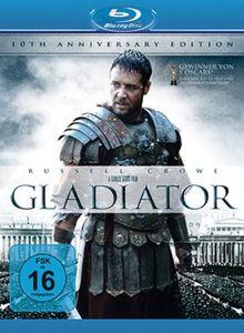 Gladiator (10th Anniversary Edition) [Blu-ray]