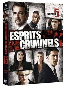 Esprits criminels, saison 5 [FR Import]
