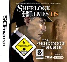Sherlock Holmes DS