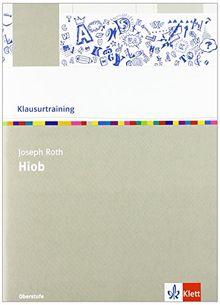 "Klausurtraining Joseph Roth ""Hiob"""