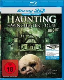Haunting of Winchester House (Real 3D-Edition) [3D Blu-ray] [Special Edition]
