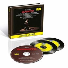 Carlo Maria Giulini: Verdi – Rigoletto (Ltd. Edt.)