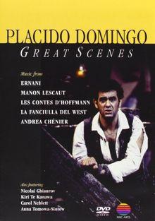 Placido Domingo - Great Scenes