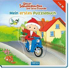 """Mein erstes Puzzlebuch """"Unser Sandmännchen"""""""
