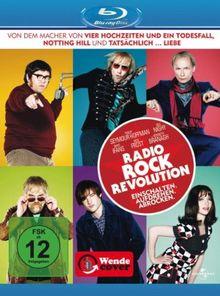 Radio Rock Revolution [Blu-ray]