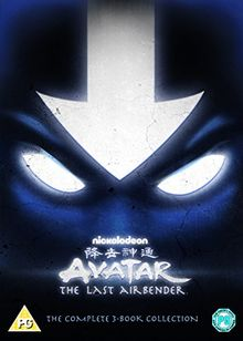Avatar: The Last Airbender, The Complete 3-Book Collection [UK Import]