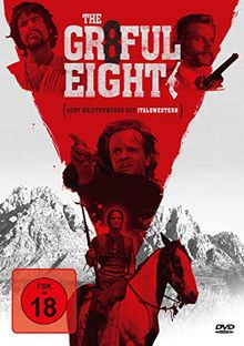 Grateful Eight - Acht Meisterwerke des Italowestern [8 DVDs]