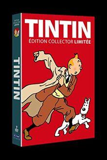 Coffret grand format tintin [FR Import]