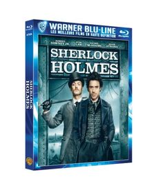 Sherlock holmes [Blu-ray] [FR Import]