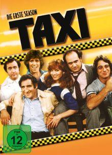 Taxi - Die erste Season [4 DVDs]
