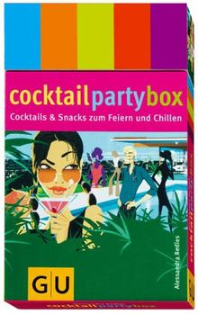 Cocktail Party Box (GU Autoren-Kochbücher)