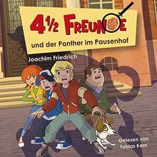 4 1/2 Freunde 02: 4 1/2 Freunde und der Panther im Pausenhof