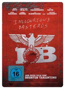 Inglourious Basterds - Limited Steelbook [Limited Edition]