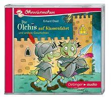 Die Olchis auf Klassenfahrt u.a. Geschichten (CD): Ungekürzte Lesung, ca. 30 min.
