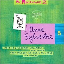 Ma Minitheque 5:Anne Sylvestre