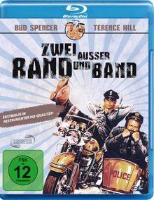 Zwei außer Rand und Band (Blu-ray)