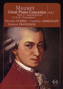 Mozart - Die großen Klavierkonzerte, Vol. 01: Nr. 9, 12 & 26
