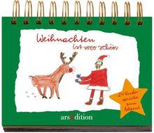 Weihnachten ist sooo schön!: 24 Kindersprüche zum Advent