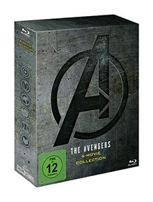 The Avengers 4-Movie Blu-ray Collection