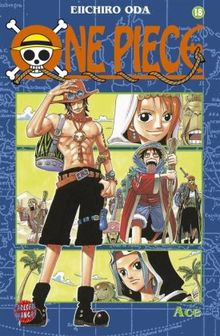 One Piece, Band 18: Ace