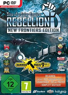 Sins of Solar Empire Rebellion - New Frontiers Edition