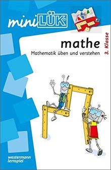 miniLÜK: mathe 3.Klasse: Mathematik üben und verstehen