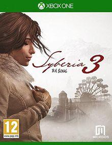Syberia 3 Xbox One Spiel