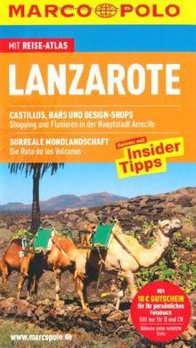 Lanzarote: Reisen mit Insider-Tipps. Mit Sprachführer und Reiseatlas
