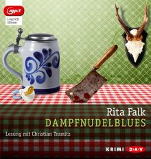 Dampfnudelblues (mp3-Ausgabe): 1 mp3-CD