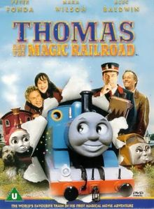 Thomas And The Magic Railroads [UK Import]