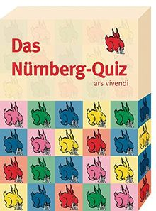 Ars Vivendi 4250364110969 - Das Nürnberg-Quiz