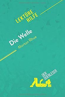 Die Welle von Morton Rhue (Lektürehilfe): Detaillierte Zusammenfassung, Personenanalyse und Interpretation