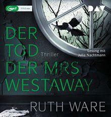 Der Tod der Mrs Westaway: Lesung mit Julia Nachtmann (1 mp3 CD)