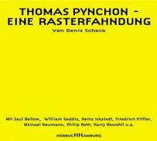 Thomas Pynchon - Eine Rasterfahndung, 1 Audio-CD
